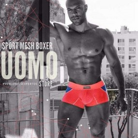 Sport Mesh Boxer