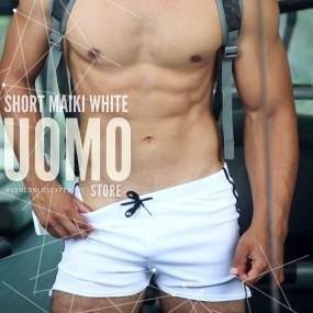 Short Bañador Maiki Blanco