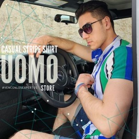 Colombia Stripes Shirt