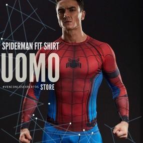 Spiderman Fit Shirt